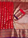 Kanjivaram Soft Silk Party Wear