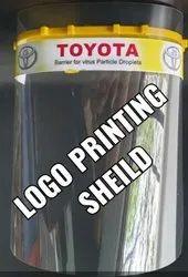 Logo Printing Face Sheild