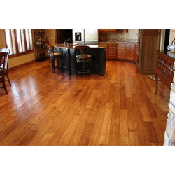 Brown Wooden Flooring, For Household And Indoor