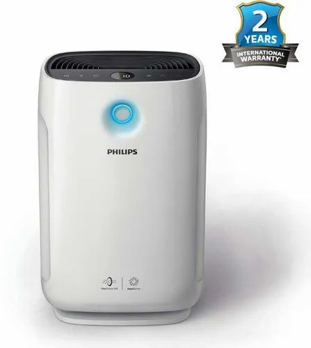 Philips AC2887/20, 60 W HEPA Room Air Purifier, 851 Sqft.