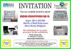 INDEE-PHILIPPINES-2018 EXHIBITION