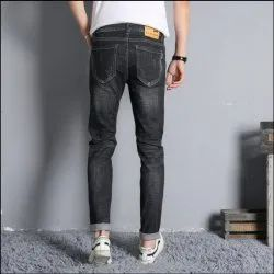 Lycra Regular Fit Mens Jeans