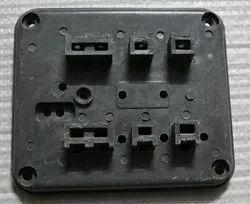 Oil starter base plates