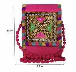 Kutchi Mobile Cover Bag