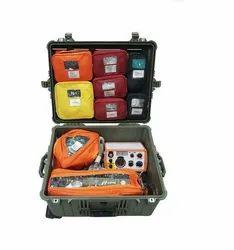 777 Emergency Resuscitation Kit With Ventilator