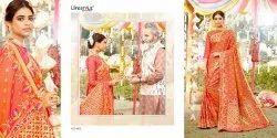 Lifestyle Present Champakali Exclusive Rich Pallu Stylish Saree