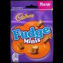 Cadbury Fudge Minis Chocolate