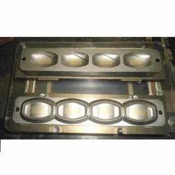 4 Cavity Soap Mould