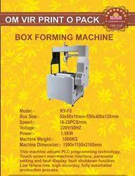 Box Forming Machine