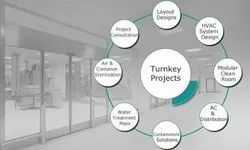 Industrial Design Turnkey Project Consultant Service, Pan India