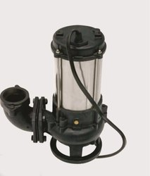 2HP Aquaculture Mud Pump (Submersible)