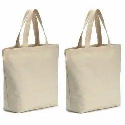 100% Organic Cotton Canvas Bag
