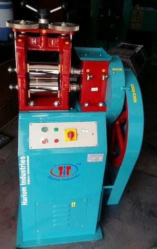 Gold Sheet Rolling Machine Manufacturer From Ahmedabad