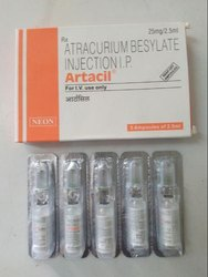Artacil 2.5mL Injection