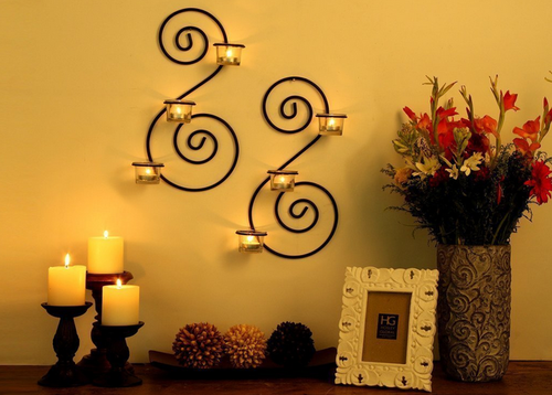 Tealight Candles Holders Wall Sconces Tealight Candles