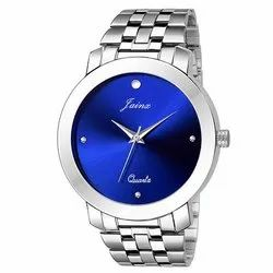 Jainx Blue Dial Analog Watch for Men & Boys JM314