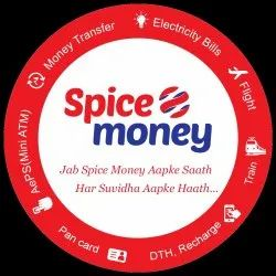 Retainer Based Personal Spice Money AEPS, RBL Bank Aadhar Pay, Model Name/Number: Spicemoney