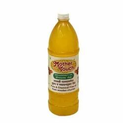 Mother Touch 1 Litre Cold Pressed Groundnut Oil, Packaging Type: Plastic Bottle