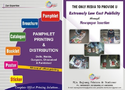 Plastic And Pvc Pamphlet Printing