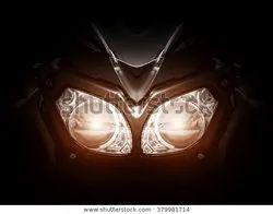 Two Wheeler Headlight Repairing Services