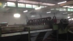 Tea factory fermentation Cooling System