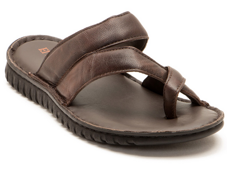 fd7ef4036405 Men Brown Casual Sandal Slipper