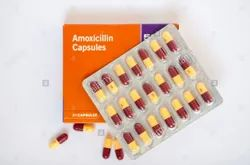 Amoxicillin Antibiotic Tablets