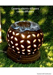 Ceramic Electric Diffuser Candle Diffuser