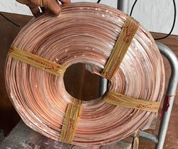 Copper Bonded Strips, Thickness: 3 Mm