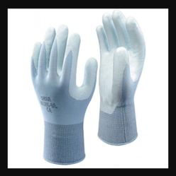 265R Assembly Grip Lite Showa Nitrile Palm Coated Gloves