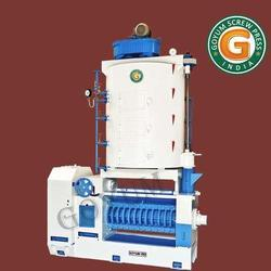 Automatic Vegetable Seed Oil Extraction Machine, 30 H.P