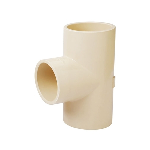 Prayag C253 40 X 25 X 40 Mm Reducer Tee CPVC Pipe, Size: 40