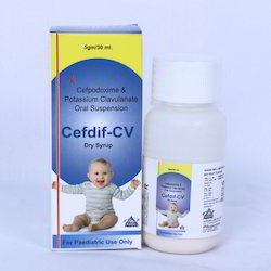 Cefpodoxime Oral Suspension