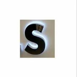 Backlit Letter