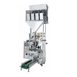 Automatic Four Head Linear Weigher Machine