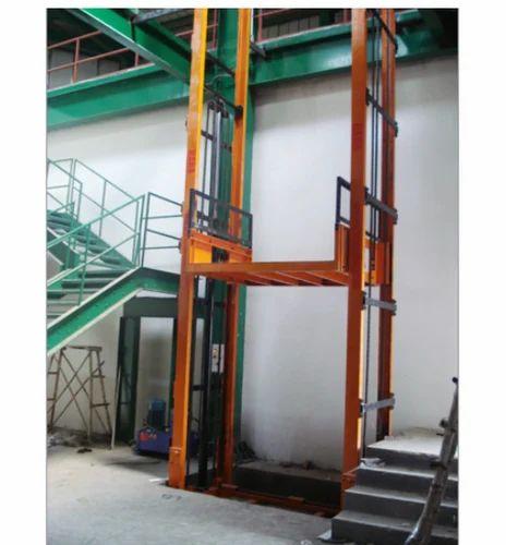 Hydraulic Goods Lift Industrial Elevator Manufacturer
