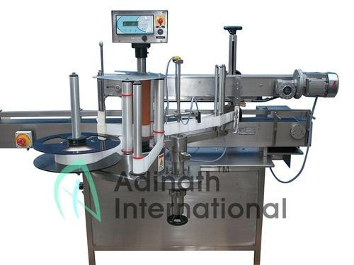 Adinath Automatic Vial & Bottle Labeling Machine, Capacity: Depends upon model ,AVBLM