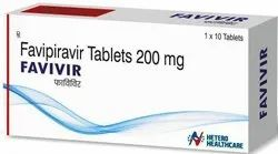 Favivir 200mg (favipiravir) - Covid-19 Treatment