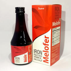 Iron Folic Acid Vit B Zinc Syrup