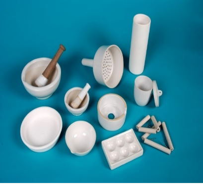 Plastic Porcelain Ware, For Laboratory