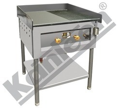 Hot Plate Cum Griddle Plate