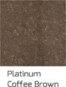 Platinum Coffee Brown Double Charge Floor Vitrified Tile