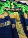 Rich Pallu Silk Cotton Saree