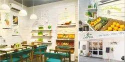 Mahindra Saboro Retail Branding Identity Design Services
