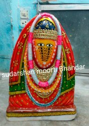 Marble Ashapura Statue