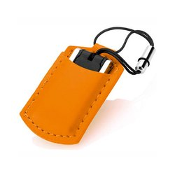 Mini Leather Pendrive