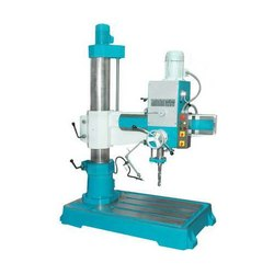 DI-080A All Geared Radial Drill Machine