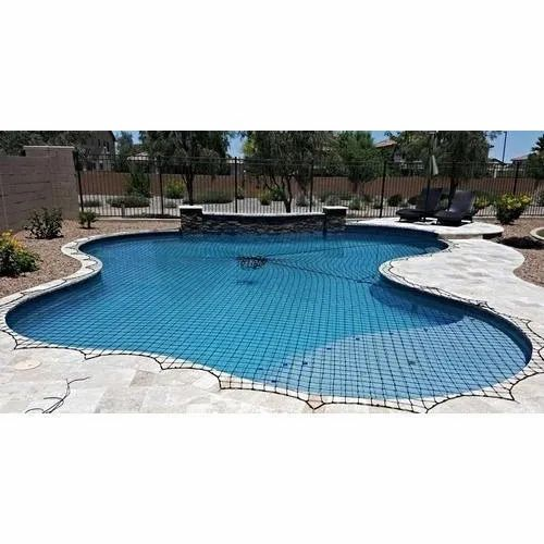 Pool Cover Safety Net