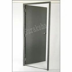 Steel Doors, Thickness: 46 mm
