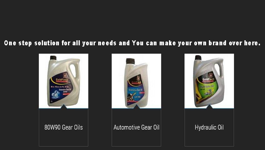 Vip Oil Products Ltd.